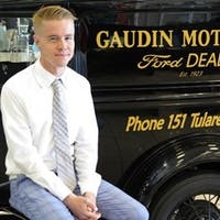 Mick Gurley at Gaudin Ford