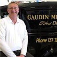 Tim Duncan at Gaudin Ford