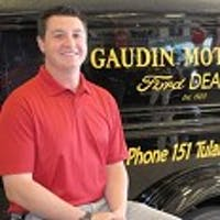 Tanner Marroquin at Gaudin Ford