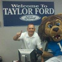 Dan Stephens at Taylor Ford