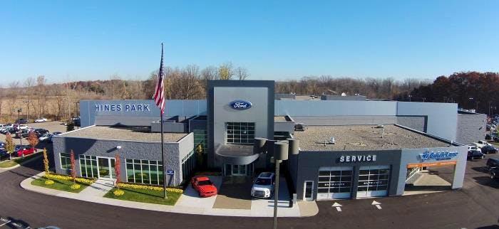 Hines Park Ford, New Hudson, MI, 48165