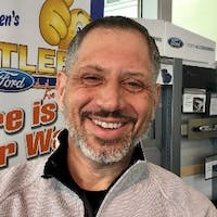 Nick Montalbano at Kistler Ford Sales Inc.