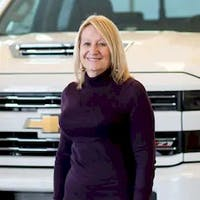 Jill Harris at Ben Davis Ford, Inc.