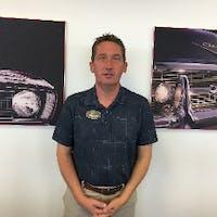Steve Munger at Ben Davis Ford, Inc.