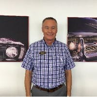 Jerry Shroads at Ben Davis Ford, Inc.