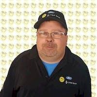 Dave  Blasko at Alma Ford
