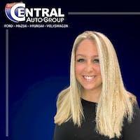 Kayla  Simon at Central Auto Group