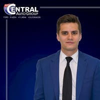 Tyler  Cartwright at Central Auto Group