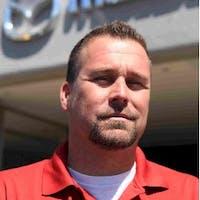 Justin Lenocker at Chapman Mazda - Service Center