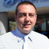Michael  Cialdella at Chapman Mazda
