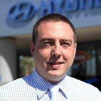 Michael Cialdella at Chapman Hyundai Phoenix