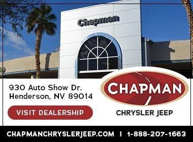 Chapman Chrysler Jeep, Henderson, NV, 89014