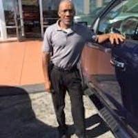 Jeffery Ferguson at Thoroughbred Ford