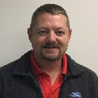 Scott Spencer at Thoroughbred Ford - Service Center