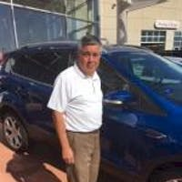 "David ""Coach"" Galvan at Thoroughbred Ford"