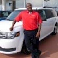Brian McLaughlin at Thoroughbred Ford