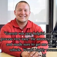 Garrett Gallagher at Central Maine Chrysler Dodge Jeep Ram Fiat