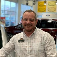 Kyle Brewer at Sunset Ford of Waterloo