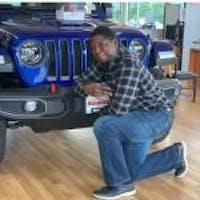 Jerome Spencer at Newberg Jeep Ram