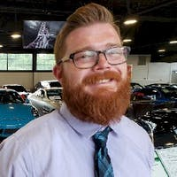 Gordon Wooldridge at Dean Team Volvo Cars of St. Louis