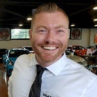 Brandan Spraul at Dean Team Volvo Cars of St. Louis