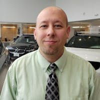 Joe Majda at Dean Team Volvo Cars of St. Louis