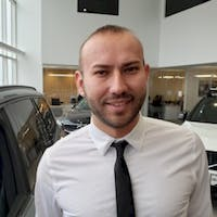Nermin Kazic at Dean Team Volvo Cars of St. Louis