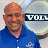 Ray Richards at Dean Team Volvo Cars of St. Louis
