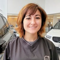 Paige Castelli at Dean Team Volvo Cars of St. Louis