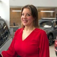 Raquel Pikula at Dean Team Volvo Cars of St. Louis