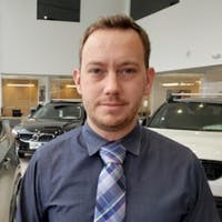Stephen Garrett at Dean Team Volvo Cars of St. Louis