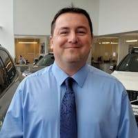 Brian Jackson at Dean Team Volvo Cars of St. Louis