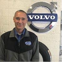 Tom Coward at Smythe Volvo - Service Center