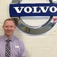 Shaun Hayes at Smythe Volvo