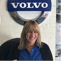 Dina Thomson at Smythe Volvo - Service Center