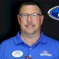 Chris Phillips at Weber Ford Granite City