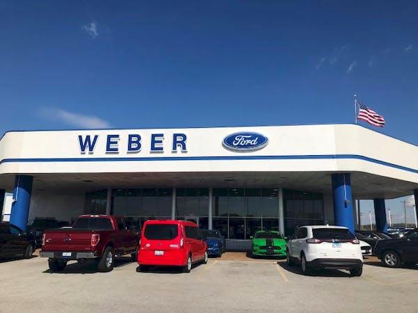 Weber Ford Granite City, Granite City, IL, 62040