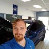 Wyatt Hinkle at Zeller Ford