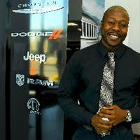 Eric  Williams at Kings County Chrysler Dodge Jeep Ram  - Service Center