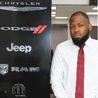 Issa Charles at Brooklyn Chrysler Jeep Dodge Ram