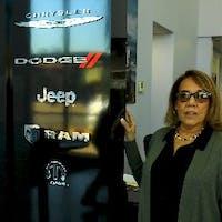 Elaine Luskin at Brooklyn Chrysler Jeep Dodge Ram