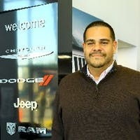 Ricky Torres at Brooklyn Chrysler Jeep Dodge Ram