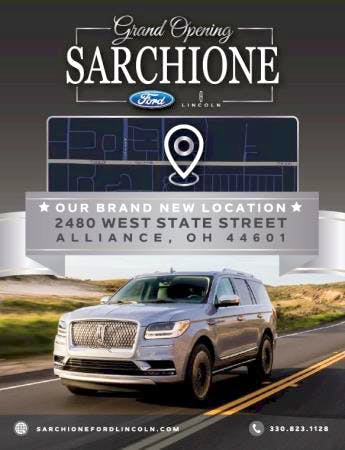 Sarchione Ford Lincoln of Alliance, Alliance, OH, 44601