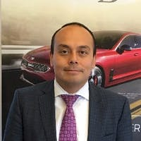 Diego Barreto at Herb Chambers Kia of Burlington - Service Center