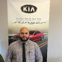 Ramon Amill at Herb Chambers Kia of Burlington