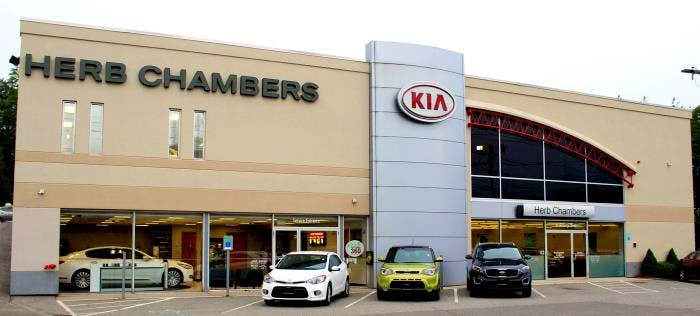 Herb Chambers Kia of Burlington, Burlington, MA, 01803