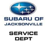 Service Department at Subaru of Jacksonville