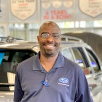 Dave Bailey at Subaru of Jacksonville