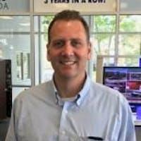Mike McCormack at Subaru of Jacksonville
