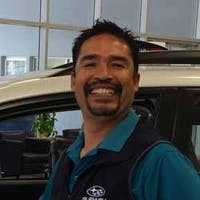Sabino Martinez at Subaru of Jacksonville